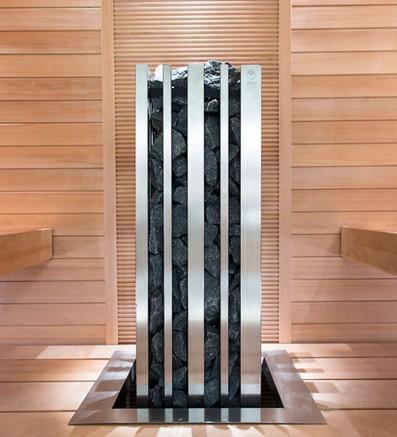 Печь для сауны IKI Monolith