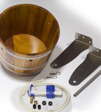 устройство обливное для сауны
