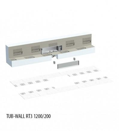 TUB-WALL RT3