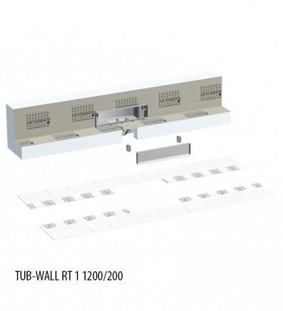 TUB-WALL RT1