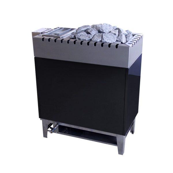 Печь с парогенератором для бани и сауны